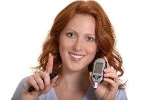 Blutzucker messen mit dem Blutzuckermessgerät