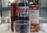 Wie gesund ist Cola Light?