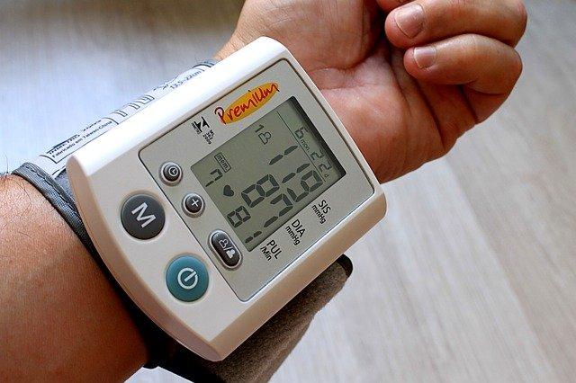 Pulsuhr zum Blutdruckmessen
